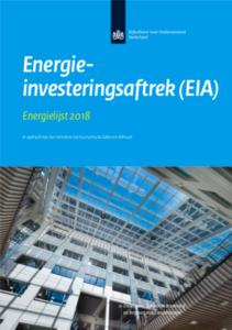 Energie-investeringsaftrek - Veba Zonnestroom B.V